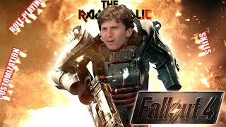 FALLOUT 4 Review - The Rageaholic