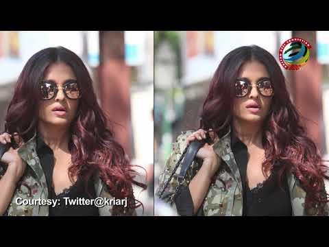 "Aishwarya Rai Bachchan's FIRST LOOK from ""Fanne Khan"""