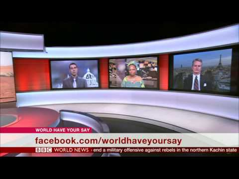 BBC World Have Your Say: Algeria Hostages / Lance Armstrong