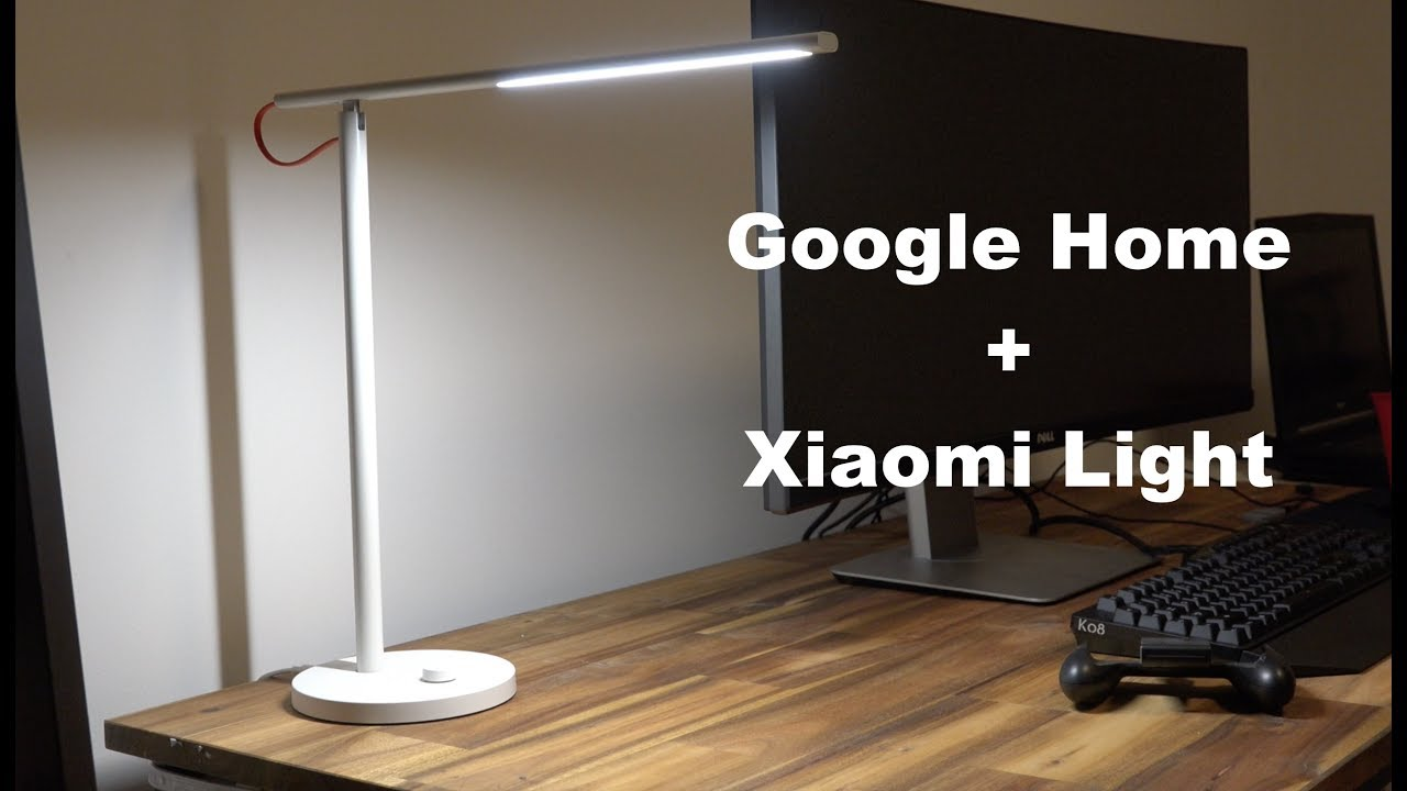 How to Set Up and Control Xiaomi Lights Using Google Home