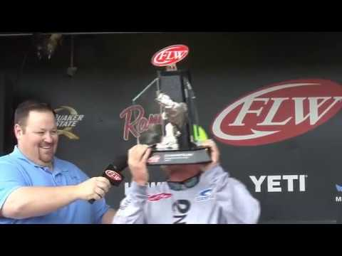 FLW Tour | Harris Chain | Winning Moment