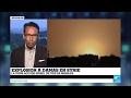 Explosion à Damas : La Syrie accuse Israël de tirs de missiles