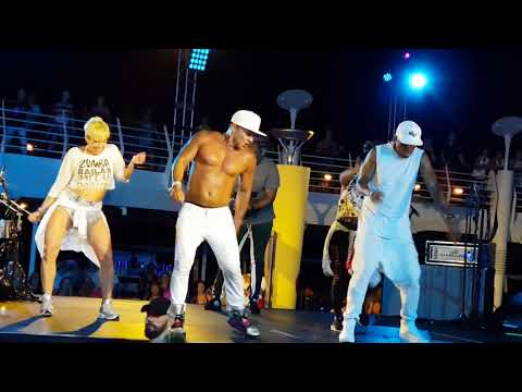 Zumba Cruise 2018 Beto Perez (Prince Royce - El Clavo)