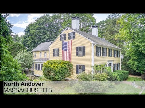 Video Of 36 Andover Street | North Andover Massachusetts Real Estate & Homes By Ann Cohen