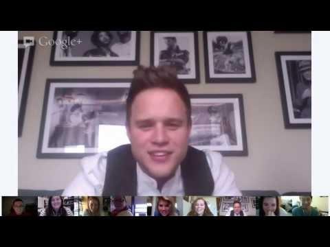Olly Murs: RPRT Google Hangout