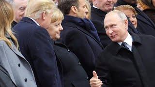 Raw Politics examines Trump and Putin's exchange in Paris