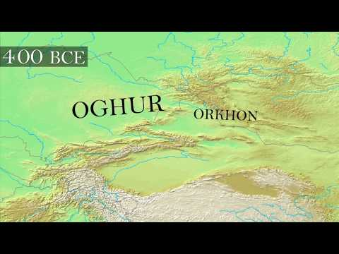 The History of the Turkic Languages