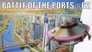 Battle of the Ports HD #62 (SimCity 2000)
