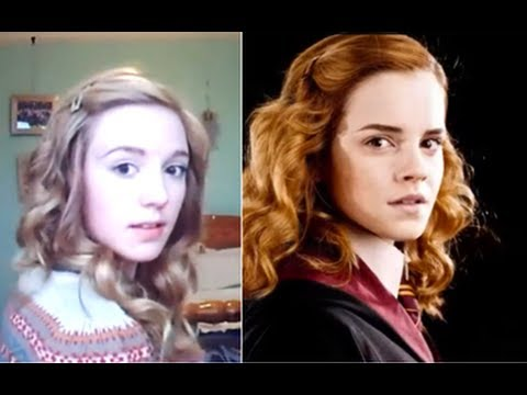 how to do your hair like harry styles hermione granger everyday hair 7484