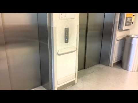 Westinghouse/Otis Elevator (Green) @ Arkansas Children's Hospital Little Rock, Arkansas