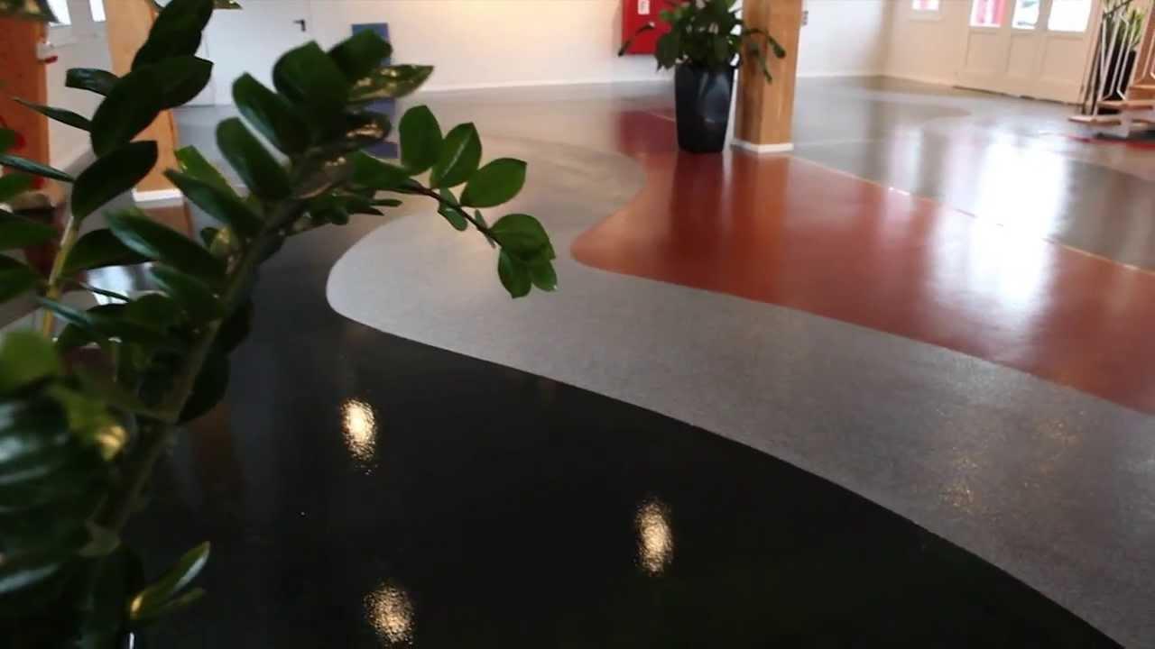 Enke - Flüssigkunststoffe für Fußböden