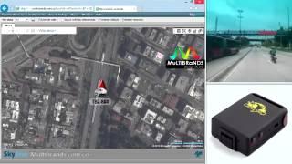 видео GPS и GSM маяки для слежения за автомобилем и предотвращения его угона