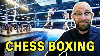 What's the Deal with Chess Boxing?