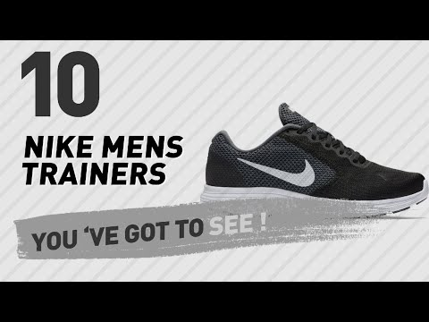 Nike Mens Trainers, Top 10 Collection // Nike Store UK