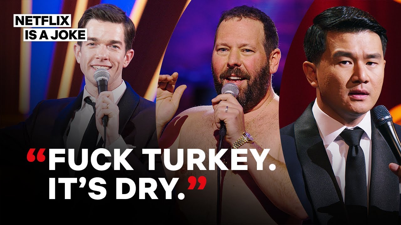 Stand-Up Jokes To Fix Your Awful Thanksgiving