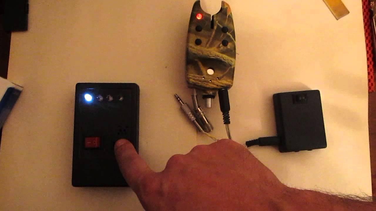 Сигнализатор пейджер своими руками