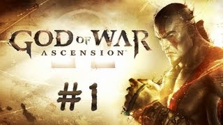 Thumbnail für das God of War: Ascension Let's Play