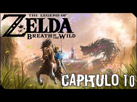 The Legend of Zelda - Breath of the Wild | Capitulo 10 | Sidon el príncipe Zorrón