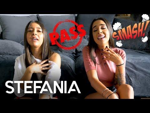 SMASH or PASS cu Nicole Cherry | Stefania's Vlog