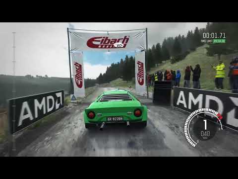 DiRT Rally, GRID Autosport & Distance on Linux
