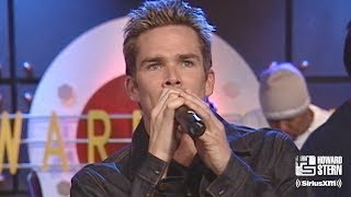 "Sugar Ray ""When It's Over"" on the Howard Stern Show in 2001"