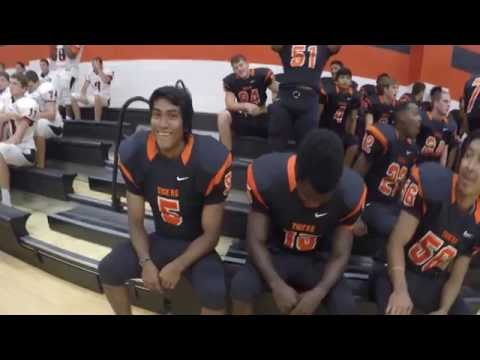 Centerville Tigers: The Season - 2016 (Episode 2 - Leon Scrimmage)