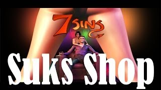 7 Sins (Suks Luxury Shop - Parte 1) Gameplay en Español by SpecialK