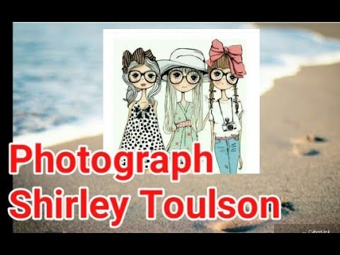 photograph poem by shirley toulson