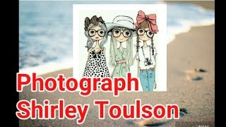 A Photograph-- Shirley Toulson, Hornbill CBSE class XI  English Core