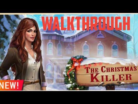 ADVENTURE ESCAPE: Xmas Killer FULL Game Walkthrough