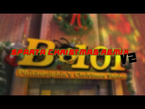 B101 Christmas Commercial (Sparta Christmas Remix) [V2]