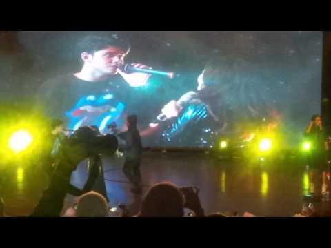 Ku tak bisa - Aliando ft Prilly || Mini concert 18 desember
