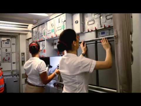emirates airline cabin crew airbus a380