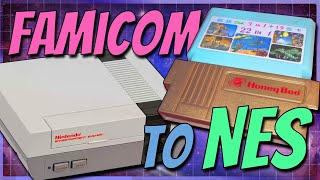 How to Play Famicom Games on Your NES | Playing With My Junk