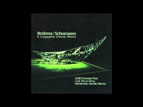 Brahms – Missa Canonica – Sanctus / UCSB Chamber Choir