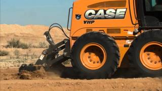 North America: CASE Construction Machines at Work