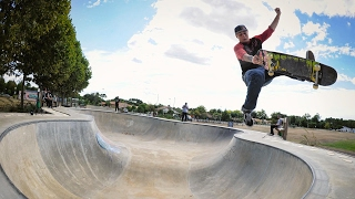 Sorgente and Russell Attack Perfect Bowls in France | Skate Escape