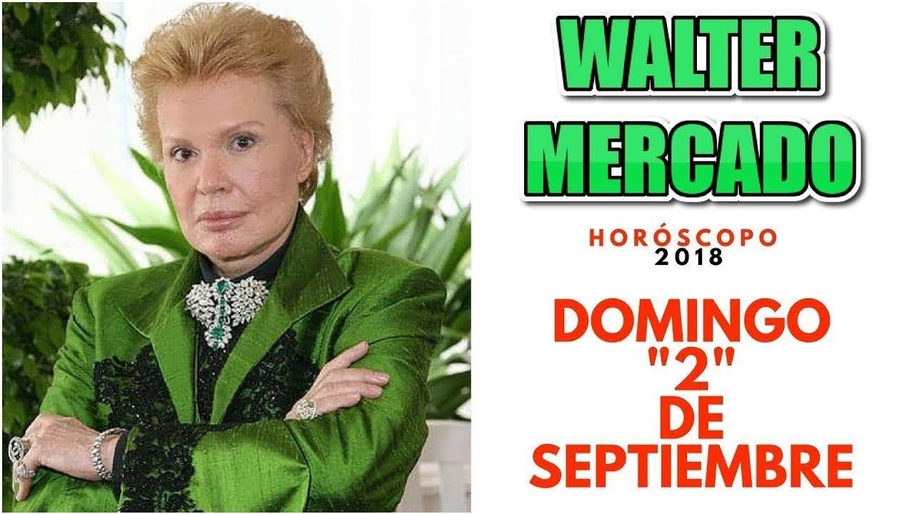 Walter Mercado Horóscopo Del Domingo 030219 Youtube