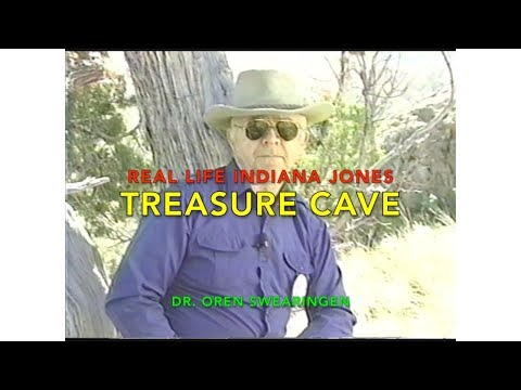 Real life Indiana Jones tells his story, The cave full of gold.