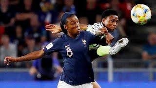 ЧМ по футболу среди женщин: Франция и Германия в 1/8 финала…
