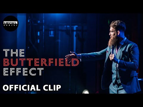 Isaac Butterfield On Religion | The Butterfield Effect | Official Clip
