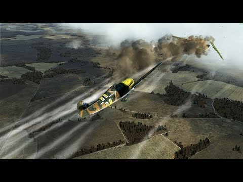 IL-2 Sturmovik: Battle of Moscow Career: Heinrich Kruger II Ep.1