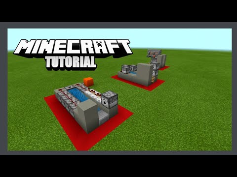 Minecraft Tutorial | 3 Simple TNT Cannons (Xbox/Ps4/Pc)