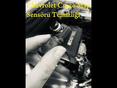 Chevrolet Cruze 1.6 Map Sensörü Temizliği | Cruze Map Sensor Cleaning | MAP SENSÖRÜNÜ TEMİZLEDİM !