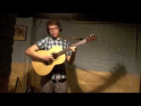 STRFKR - Rawnald Gregory Erickson the Second   Guitar Cover