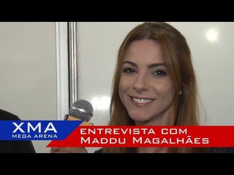 XMA 2015 - Entrevista Com Maddu Magalhães - BJ