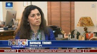 International Press Institute DG Visits Channels Television thumbnail