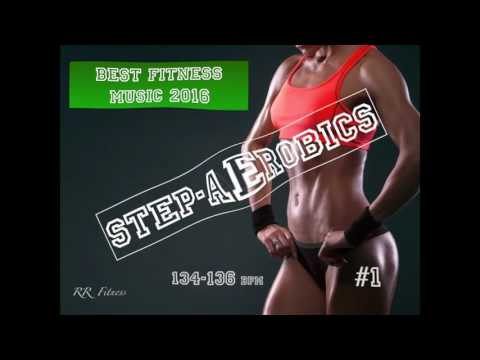 Step Aerobics Music #1 134136 bpm 55' 2016 Israel RR Fitness