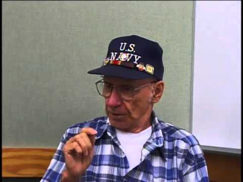 James H. Laskey, Jr., Seaman, US Navy, World War Two