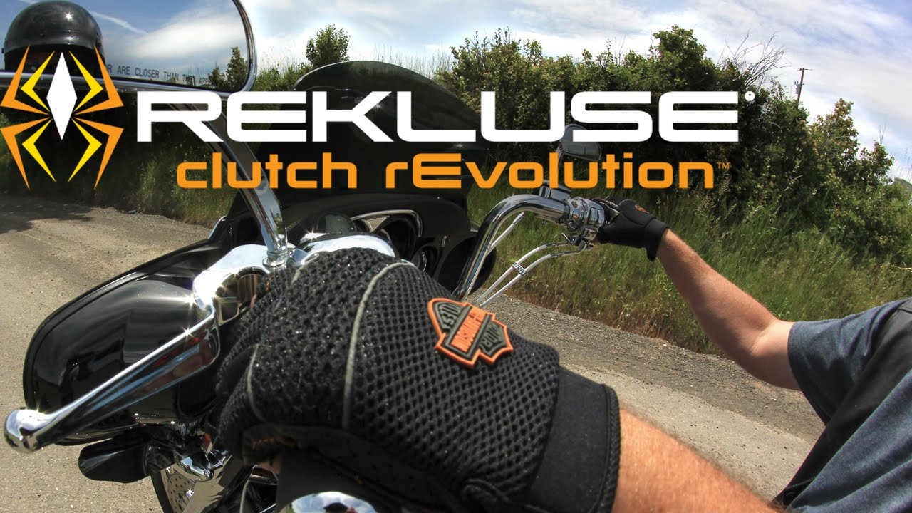 Rekluse 174 Exp Centrifugal Clutch For Harley Davidson